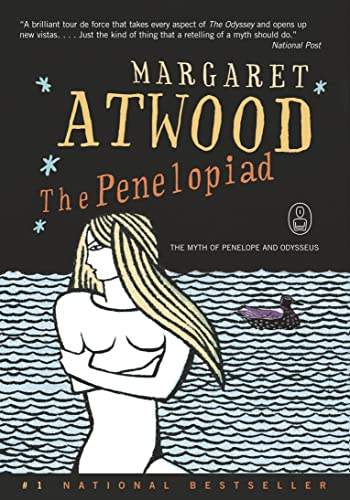 9780676974256: [The Penelopiad: The Myth of Penelope and Odysseus] [by: Margaret Atwood]