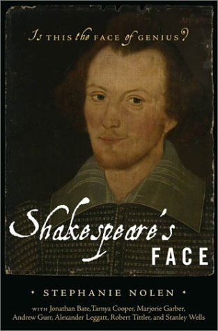 Shakespeare's Face : Is This the Face of a Genius?