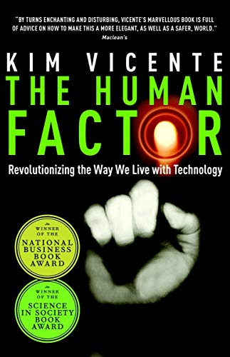 9780676974904: Human Factor: Revolutionizing the Way We Live With Technology