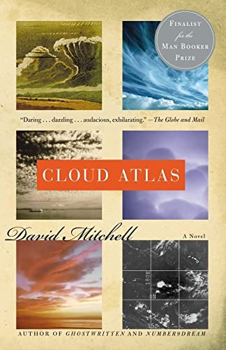 Cloud Atlas: Mitchell, David