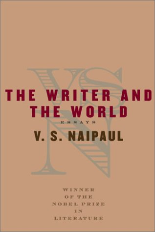 9780676975192: The Writer and the World