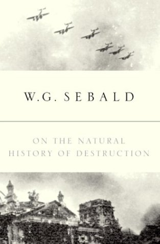 9780676975291: On the Natural History of Destruction