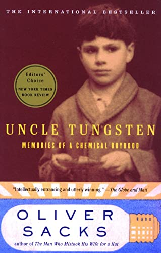 9780676975376: Uncle Tungsten : Memories of a Chemical Boyhood
