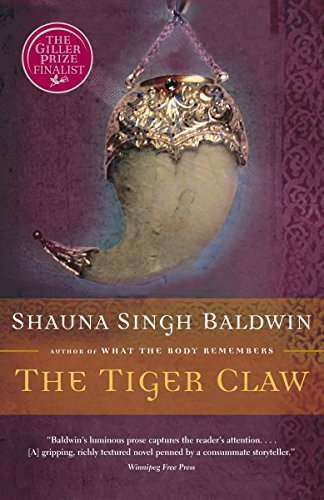 9780676976212: The Tiger Claw