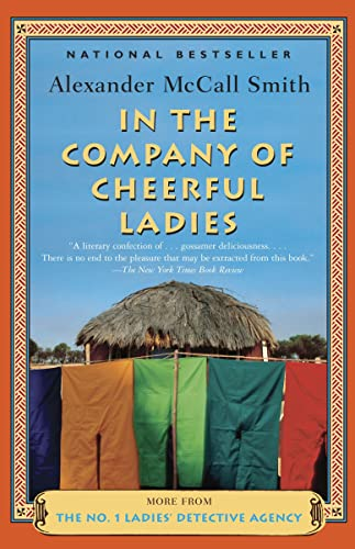 9780676976236: In the Company of Cheerful Ladies (No. 1 Ladies Detective Agency, No. 6)