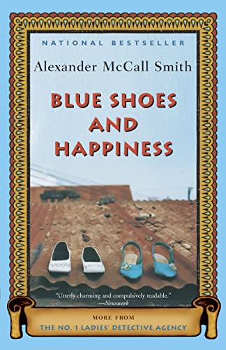 9780676976250: [Blue Shoes and Happiness] [by: Alexander McCall Smith]