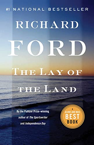 9780676977219: [The Lay of the Land] [by: Richard Ford]