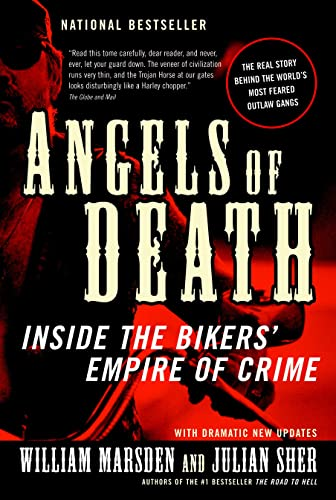 9780676977318: Angels of Death: Inside the Bikers' Empire of Crime
