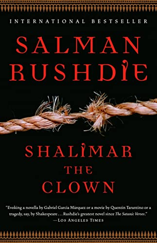 9780676977554: Shalimar the Clown