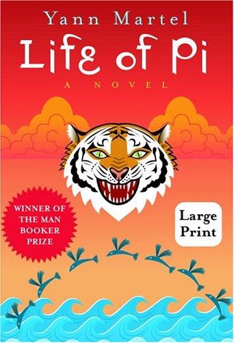Life of Pi (Large Print): Martel, Yann