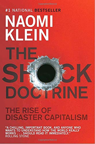 9780676978018: The Shock Doctrine: The Rise of Disaster Capitalism