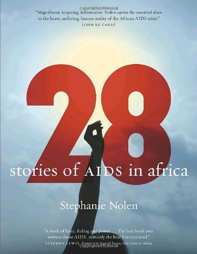28 Stories Of Aids In Africa ** Signed **