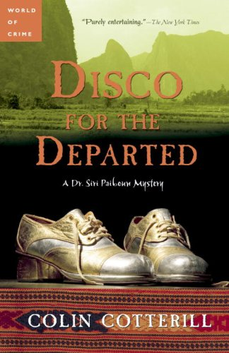 Disco for the Departed: Cotterill, Colin