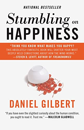 9780676978582: (STUMBLING ON HAPPINESS) BY GILBERT, DANIEL(AUTHOR)Paperback Mar-2007