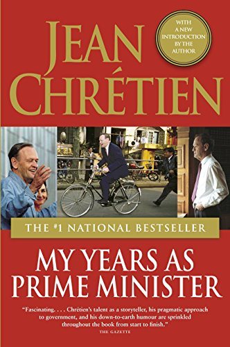9780676979015: My Years as Prime Minister