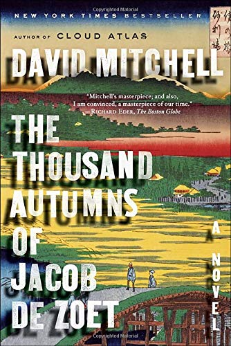 The Thousand Autumns of Jacob de Zoet (9780676979305) by David Mitchell