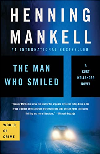 9780676979619: [(The Man Who Smiled)] [by: Henning Mankell]