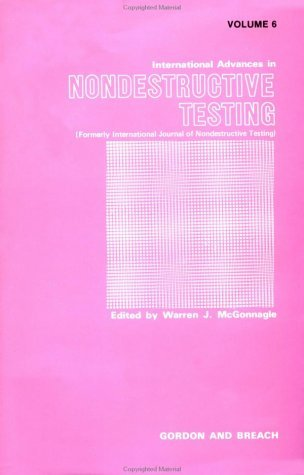 9780677005003: Nondestructive Testing (2nd Ed