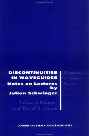 9780677018409: Discontinuities In Waveguides (Documents on Modern Physics)