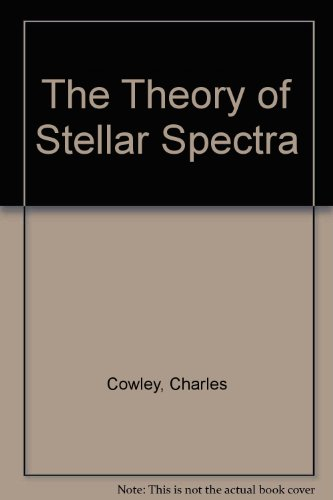 9780677024059: Theory of Stellar Spectra (Topics in Astrophysics & Space Physics)