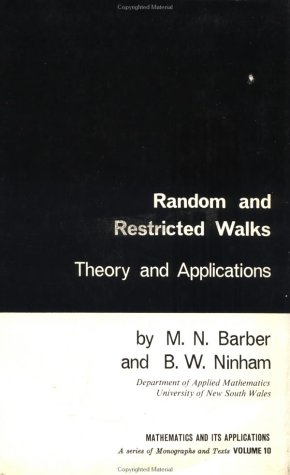 9780677026206: Random & Restricted Walks: The (Mathematics and Its Applications)