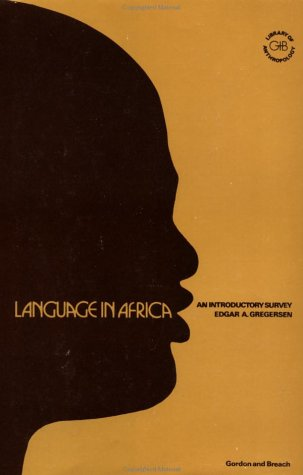 9780677043807: Language in Africa: An Introductory Survey