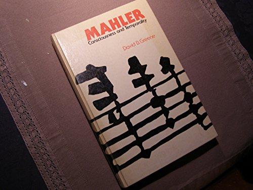 9780677061603: Mahler, Consciousness and Temporality