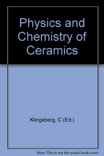 9780677102153: Physics and Chemistry of Ceramics