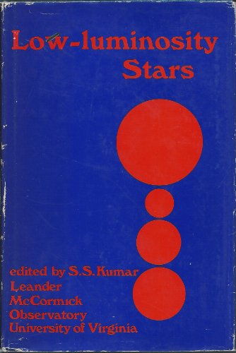 9780677130002: Low-luminosity Stars