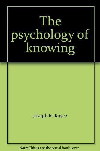 9780677138503: The psychology of knowing