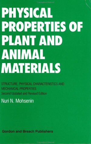 9780677213705: Physical Properties Of Plant A
