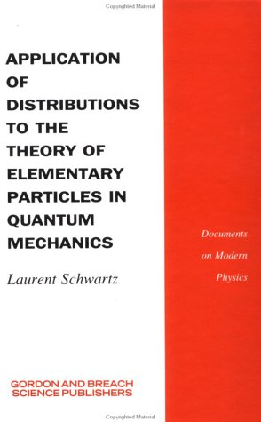 9780677300900: Application Of Distributions T