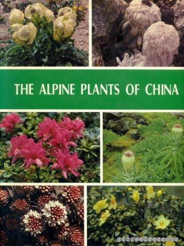 9780677601908: Alpine Plants of China: Chung-Kuo Kao Shan Chih Wu (English and Chinese Edition)