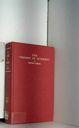 9780678000038: Theory of Interest