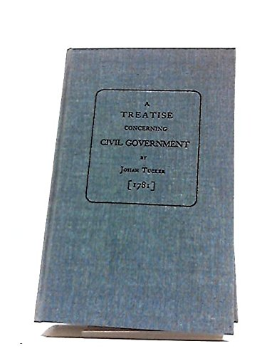 Treatise Concerning Civil Government Tucker Josian