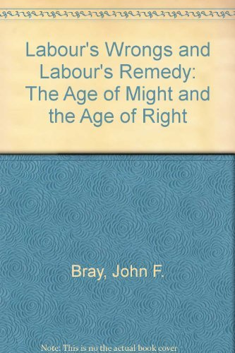 9780678002834: Labour's Wrongs and Labour's Remedy