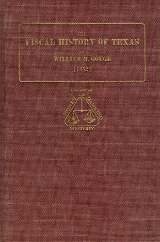 Fiscal History of Texas