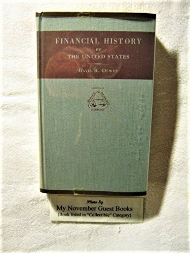 9780678004630: Financial History of the United States