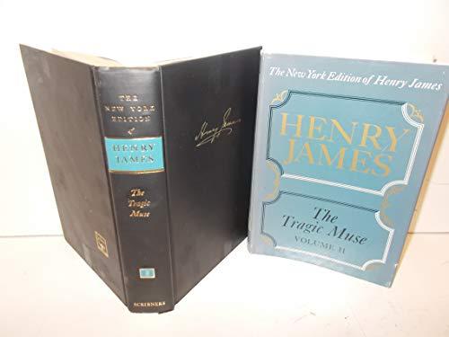 The Tragic Muse, Volume 2 (The Novels: Henry James