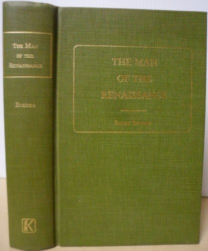 9780678031711: The Man of the Renaissance: Four Lawgivers, Savonarola, Machiavelli, Castiglione, Aretino (Viking Reprint Editions)