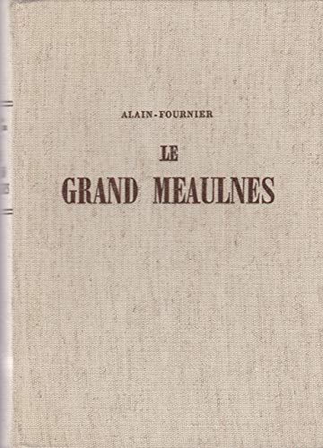 9780678035528: The Wanderer (Le Grand Meaulnes)