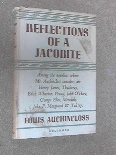 9780678035719: Reflections of a Jacobite