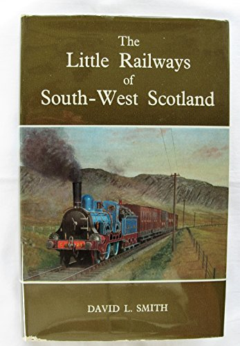 9780678055311: Little Railways of South-West Scotland