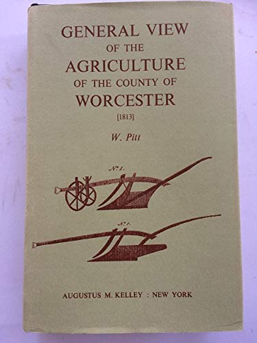 9780678055458: General View of the Agriculture of the County of Worcester