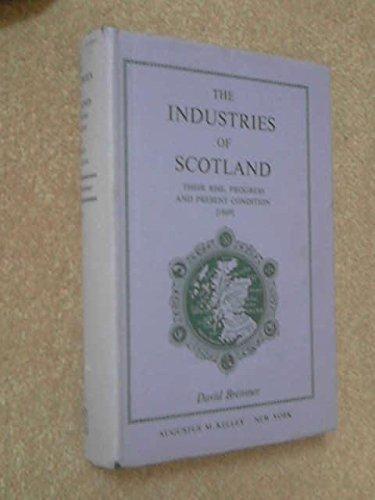 9780678055830: Industries of Scotland
