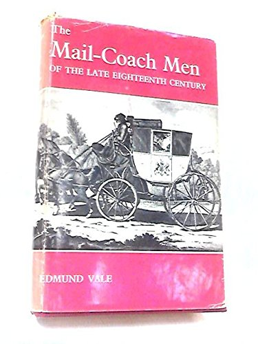 9780678057414: Mail-Coach Men of the Late Eighteenth Century