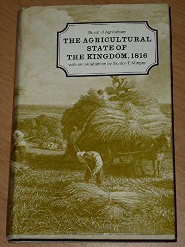 The Agricultural State of the Kingdom 1816