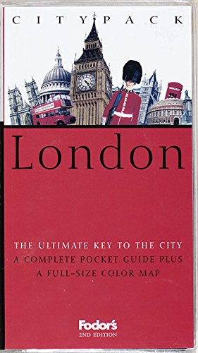 Citypack London (2nd ed): Fodor's