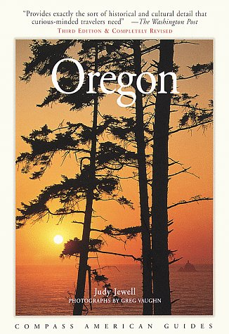 9780679000334: Compass American Guides: Oregon, 3rd Edition