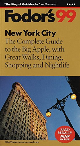 New York City: Complete Guide to the Big Apple with Great Walks, Dining, Shopping and Night Life (Gold Guides)